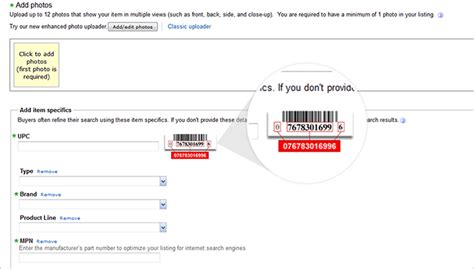 How Do You Find On Ebay Why Are Ebay Required Product Identifiers Gtin Upc Ean