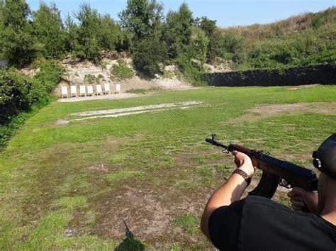 outdoor range shooting range shooting range prague