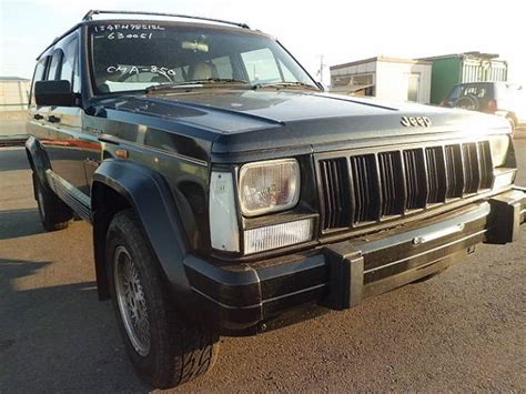 japanese jeep 1995 jeep 7mx limited for sale japanese used