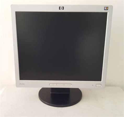 Monitor Lcd Hp L1706 Monitor Hp L1706 17 Pulgadas Lcd 599 00 En Mercado Libre