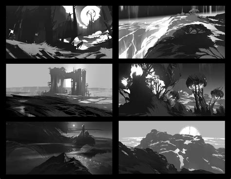 environment composition layout 1000 images about comps on pinterest art sketch and