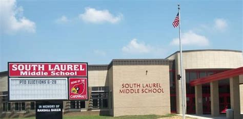 home south laurel middle school