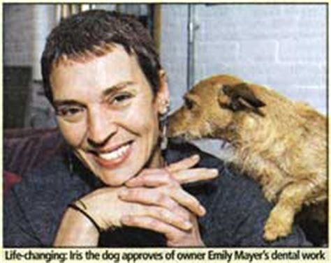 Daily Mail Finance Section by Dental Press Emily Mayer Powerell Daily Express