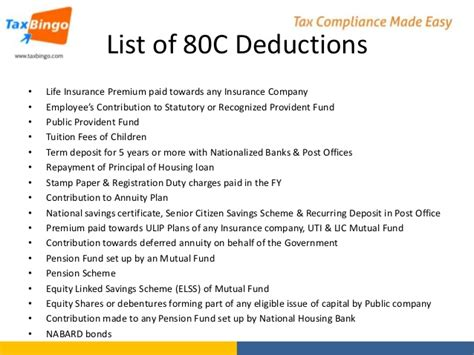 Deduction Section 80tta by Maximize Your Take Home 20062012 General