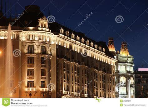 madrid por noche imagen de archivo imagen de apartamento