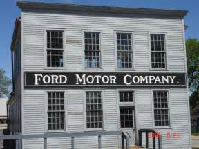 At Ford Motor Company Henry Ford Fotos De La Ford Motor Company