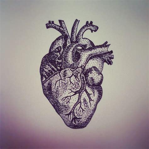 tattooed heart composer anatomical heart tattoos pinterest the o jays