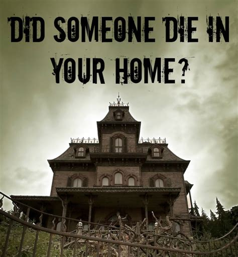 Find Who Died Find Out Who Died In A House Before Buying Selling Renting