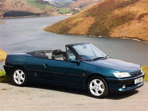 peugeot 306 cabriolet 1994 1995 1996 1997 autoevolution