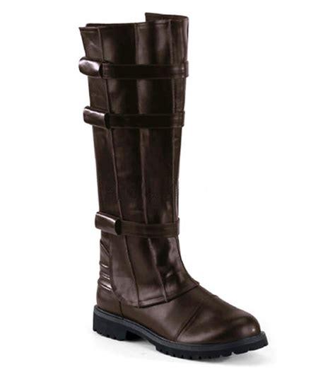 jedi boots wars jedi captain boots western steunk