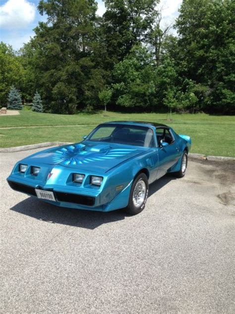 Pontiac Trans Am T Top by 1979 Pontiac Trans Am Ws 6 T Top