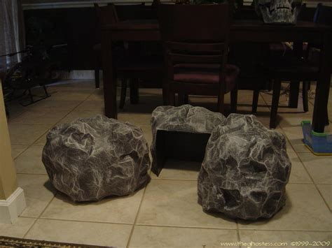 How To Make A Paper Mache Rock - what s in the works for 2007
