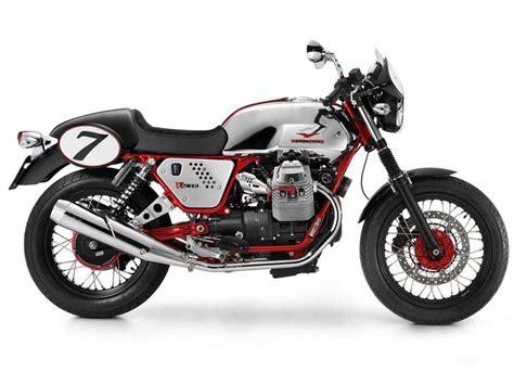 Moto Guzzi V7 by Cafe Racer Special Moto Guzzi V7 Racer