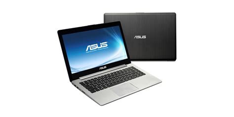 Laptop Asus Vivo Book S400 asus vivobook s400 14 calowy dotykowy notebook z windows 8
