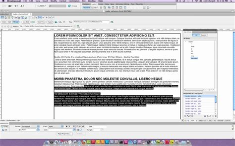 css tutorial with dreamweaver how to create dreamweaver cs5 css tutorial columns without