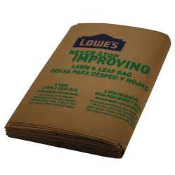 Shop Red Max 5 Count 30 Gallon Outdoor Paper Trash Bags at Lowes.com