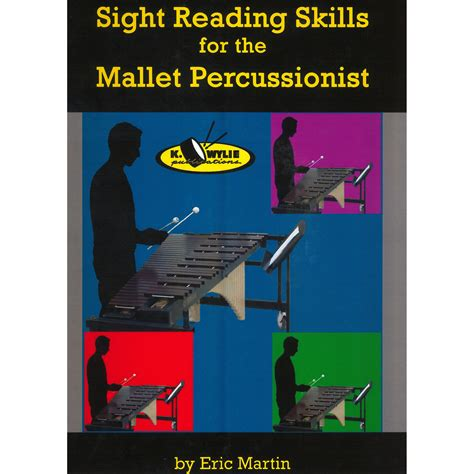 melodic stick books sight reading skills for the mallet percussionist by eric