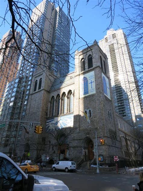 church of st paul the apostle columbus avenue and west