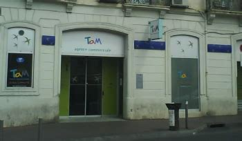 tam agence commerciale