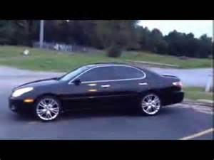 2003 lexus es330 es300 with 19 inch oe replica rx350