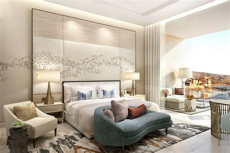Bedrooms Interior Designs Four Seasons Taghazout Interior Designers Wimberly Interiors 效果图 Interiors