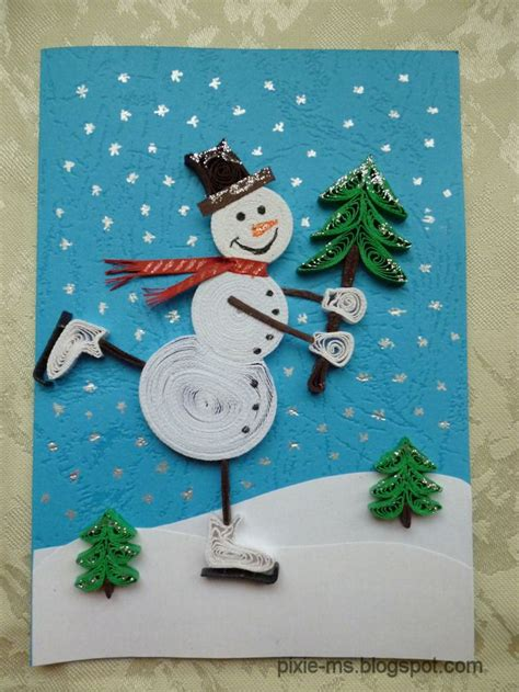 pinterest pattern cards handmade quilled christmas cards quilling pinterest