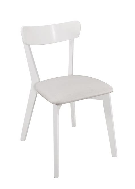 white desk and chair set coaster 801108 two white desk and chair set