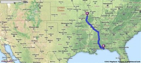mapquest oregon il driving directions from rolla missouri to pensacola