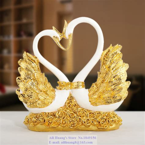 gift mug picture more detailed picture about a77 swan swan wedding gift