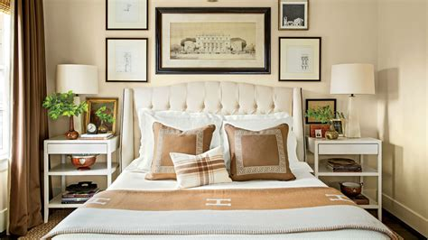 Home Decor Ideas For Walls master bedroom decorating ideas southern living