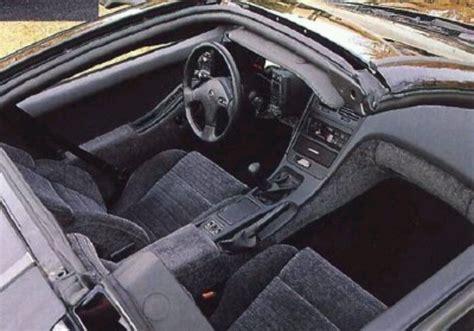 nissan 300zx turbo interior interior nissan 300zx turbo nissan 300zx