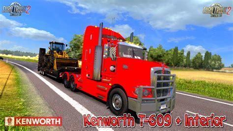 kenworth t kenworth t 609 interior by rta team 1 28 x