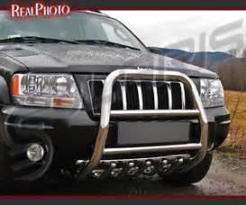 jeep grand wj bull bar nudge bar a bar gratis