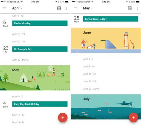 printable monthly calendar app best google calendar ios app calendar template 2016