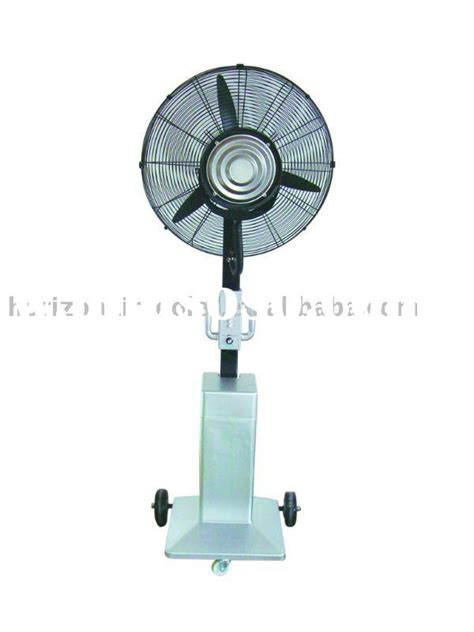 industrial fans with water mist humidifier mist fan water mist fan 16 quot fan with remote