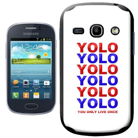 You Only Live Once 0025 Casing For Galaxy J5 Prime Hardcase 2d yolo you only live once blue for samsung