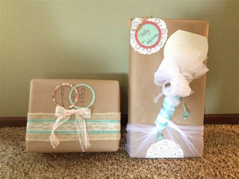 wedding shower gift wrapping ideas bridal shower gift wrapping bridal shower