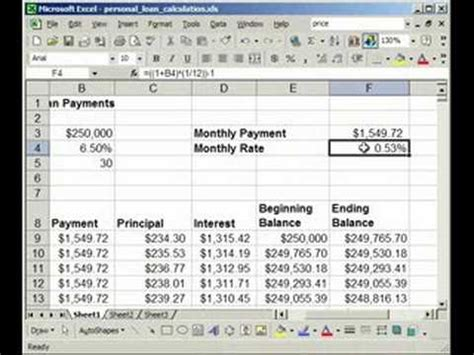 loan to build a house calculator how to make a fixed rate loan mortgage calculator in excel