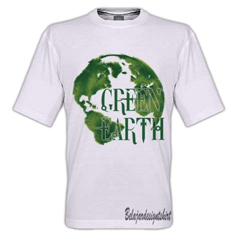 design kaos go green download koleksi psd desain kaos green earth t shirt design