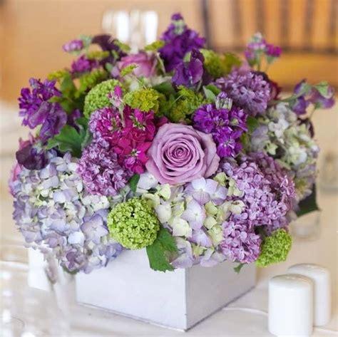 Purple Seaside Flower Arrangement 27 Elegant Flower Purple Flower Arrangements Centerpieces