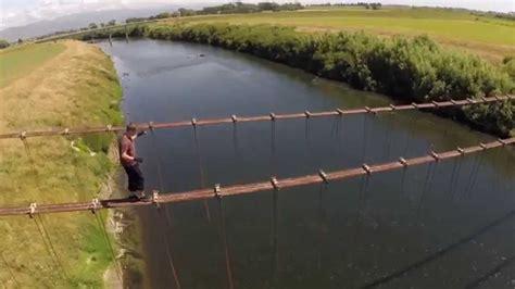 Epic Bridges by Conquering Lonely Larry Epic Bridge Crossing