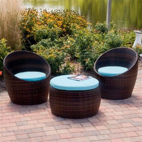 Small Space Patio Furniture by Patio Furniture For Small Spaces The Interior Design