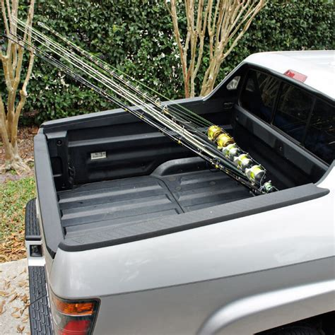 boat outfitters truck rod rack fishing rod racks for trucks pictures to pin on pinterest