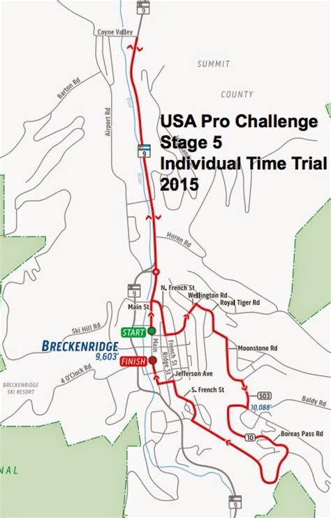 usa pro challenge map exact route maps of usa pro challenge 2015 announced