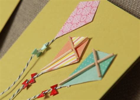 Handmade Kite - handmade kite cards handmade cards diy projects