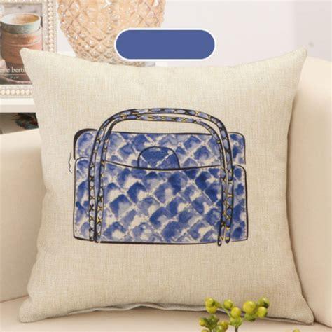 comfy couch pillows fashion cotton linen pillow comfy cover case car sofa home