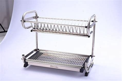 Wall Dish Drying Rack by Wdj 440 Guangzhou Wall Mounted Stainless Steel Kitchen