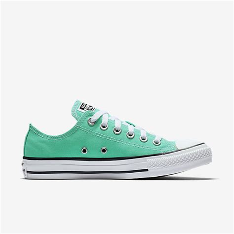 Converse Chuck All Seasonal Color S Sneakers Shoes 6 converse chuck all seasonal colors s low top shoes mint www atreetimeresort