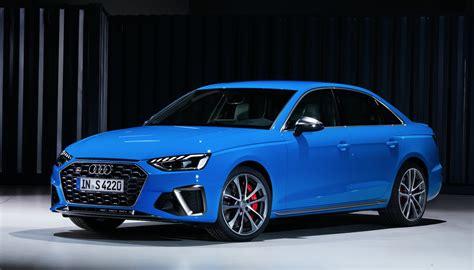 Audi S4 2020 by Audi A4 Facelift 2020 S4 Limousine Vs A4 Avant Und