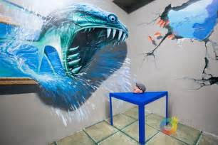 3d Paintings by Interactive 3d Museum In Philippines Lets You Take A